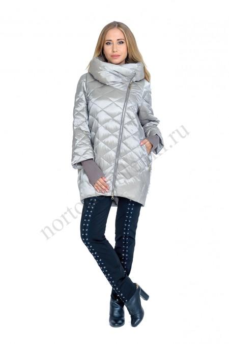 b7bf6fb44cb Женская зимняя куртка с капюшоном без меховой отделки ALBANA AB- 7775 ROSE